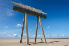 Zeebrugge / De Man die de boot zag, in de lucht / Jean Bilquin